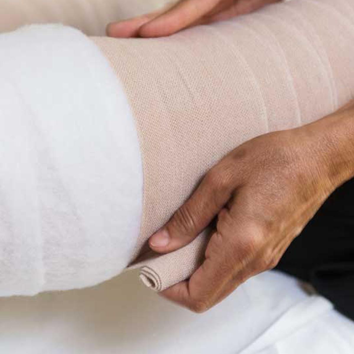 Compressietherapie Thuisverpleging Schoten